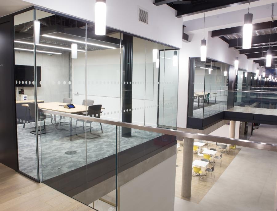 CABI Headquarters Bespoke Glazing