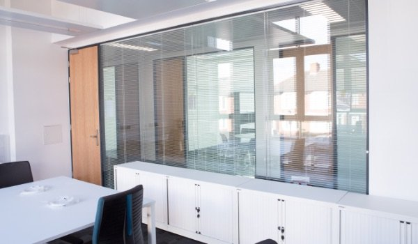 Lusso High Acoustic Glazing