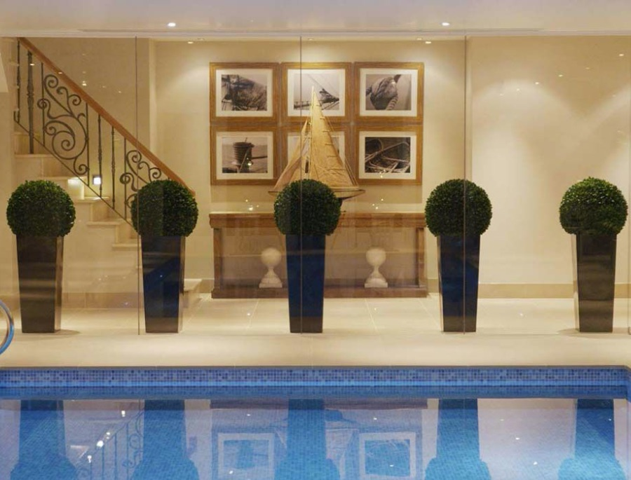 Highview Manor Luxury Home Glazing