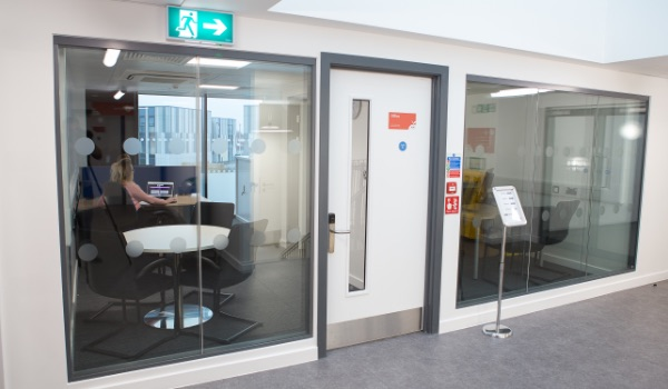 Fire Rated Glazing Partitions
