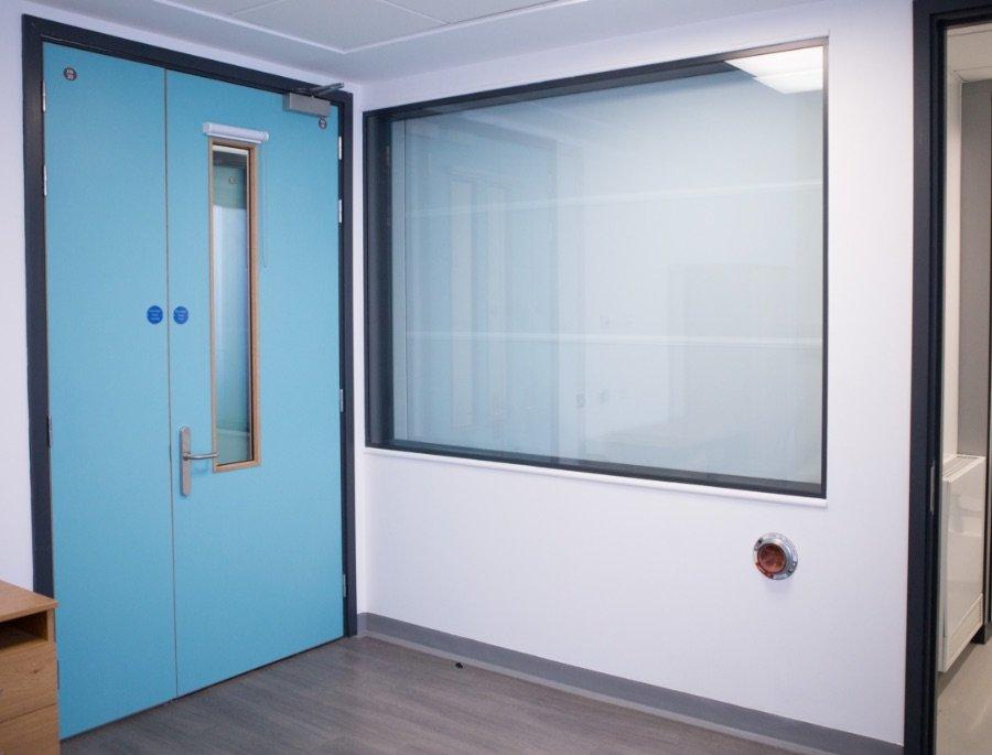 High Acoustic Glazing